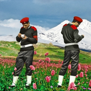 """Print, """"Upekkha"""" Series by Nermine Hammam"""